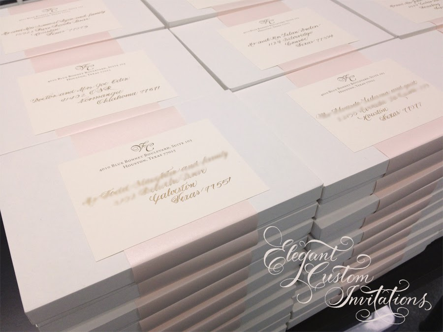 Isabella Invitations | An Elegant Custom Invitations Design Studio
