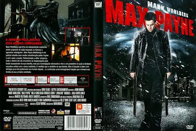 Filme Max Payne DVD Capa
