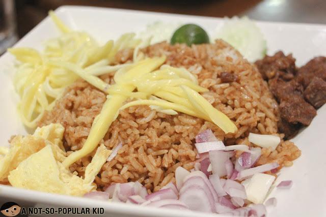 Thai Bagoong Rice - Jatujak