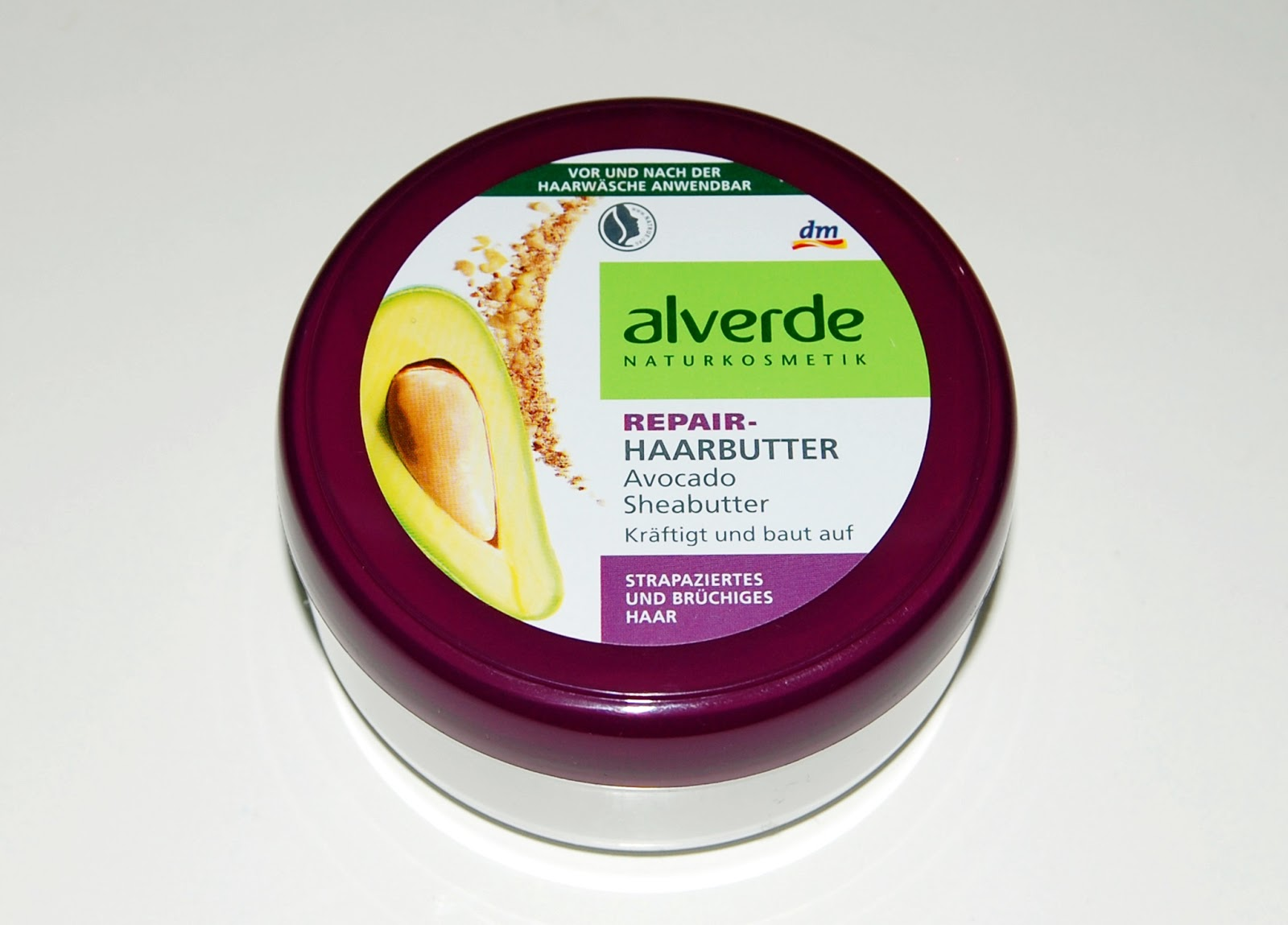 Alverde Repair Haarbutter
