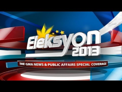 Eleksyon 2013 (GMA Special Coverage 3) - 13 May 2013