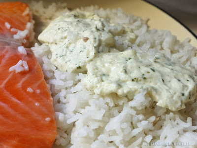 Riz au fromage ail et fines herbes (gloubi-boulga #3)