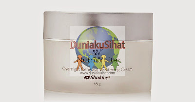 Shaklee Overnight Renewal Whitening Cream