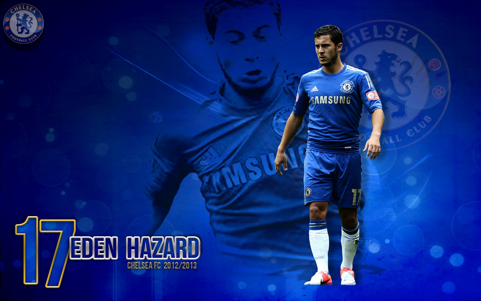 Eden Hazard Football Player New Hd on oscar chelsea fc wallpaper