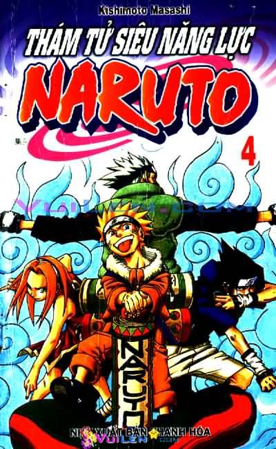 Naruto - Tập 4