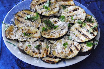 melanzane col parmigiano