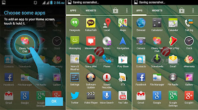 Cherry Mobile Sonic 2.0 Default Apps