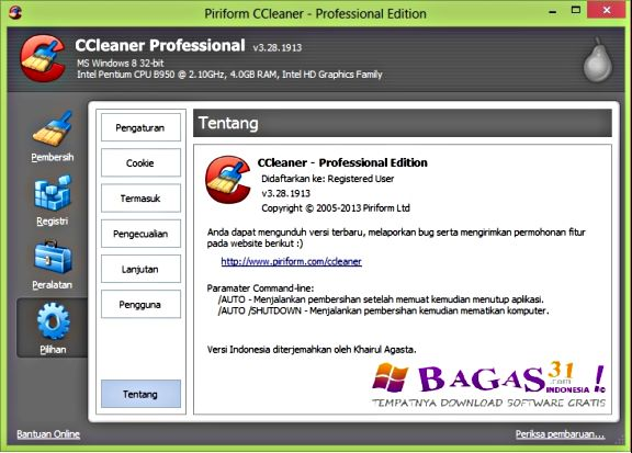 CCleaner Professional 3.28.1913 Full Version 2