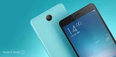 Harga Dan Spesifikasi Xiaomi Redmi Note 2 Terbaru