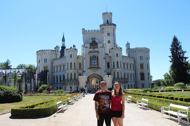 """Zámek Hluboká // """"Hluboka"""" Castle"""