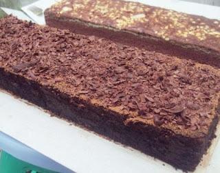 Resep dan Cara Membuat Brownies Panggang