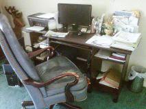 Chosendia's Desk