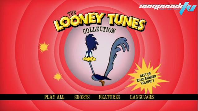 Looney Tunes Lo Mejor de Correcaminos DVDR NTSC Español Latino 2012