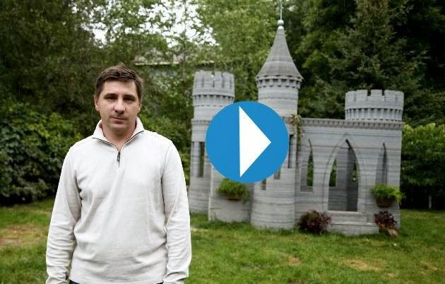Andrey Rudenko 3d castle kale