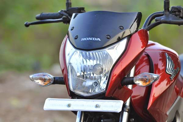New Honda CB Unicorn 160