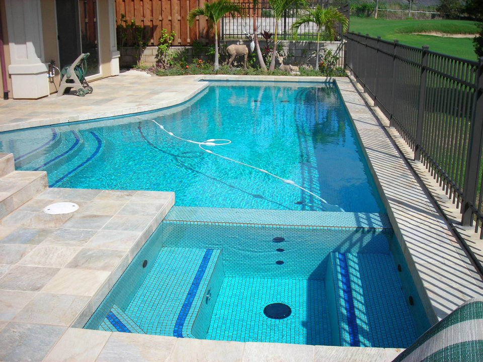 Photo Gallery Hawaii Pools Oahu Hawaii Swimming Pools Contractors Designers