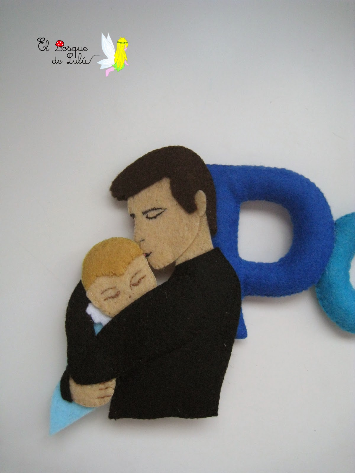 papá-regalo-día-padre-fieltro-personalizado