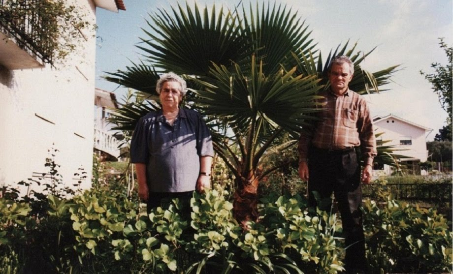 Meus pais (Antero Morgado Sousa e Maria Trindade Oliveira)