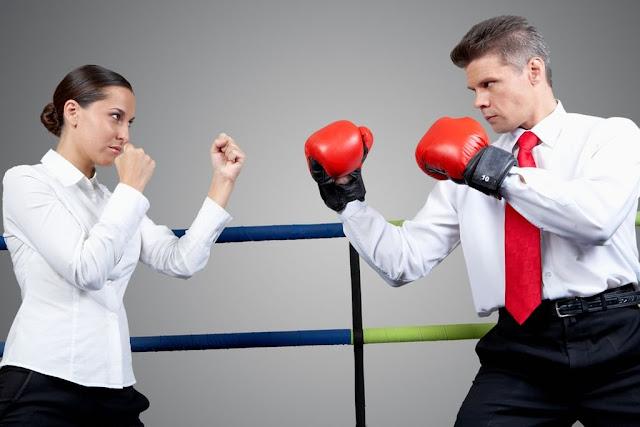Офисные бои без правил вредные советы или как не оказаться за бортом вашей компании