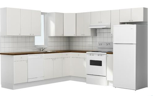 Kitchen decoration with cost efficient of modular kitchen for Modular kitchen cupboard