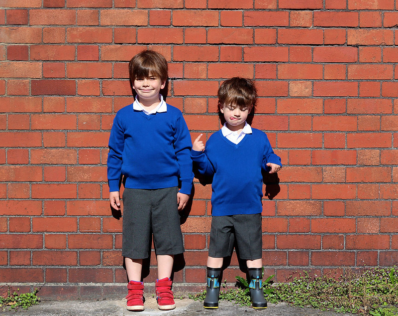 School uniform from Marks & Spencer 2015