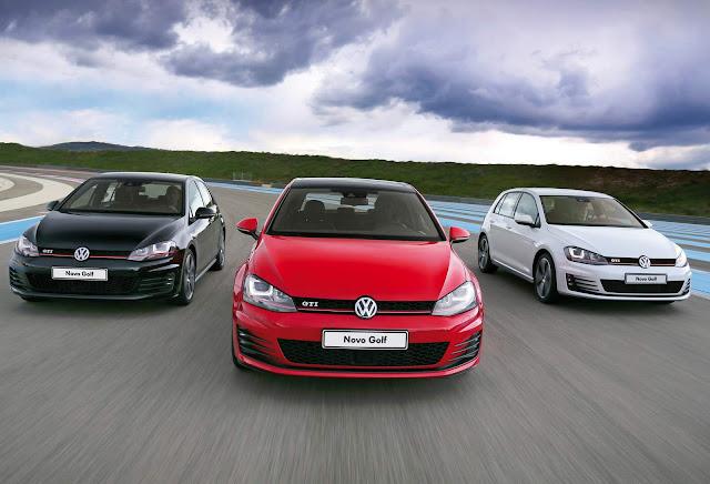 Volkswagen Golf 2016 - nacional