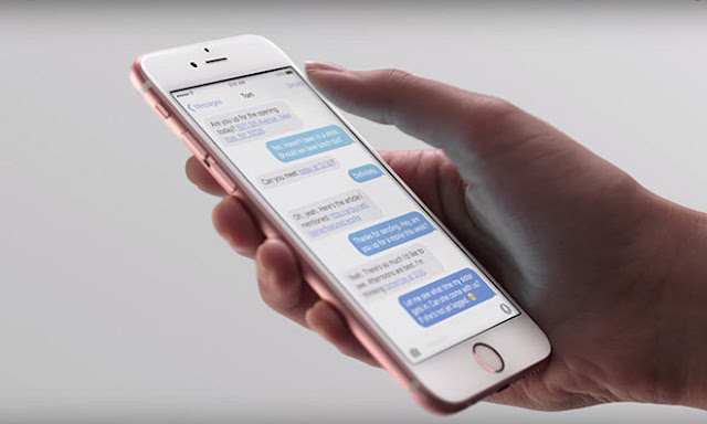 come usare 3d touch iphone 6s