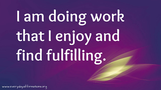 Affirmations When you are at work, 100 Powerful Positive Affirmations