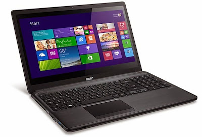 Harga Laptop Acer Gaming Semua Tipe Terbaru 2015