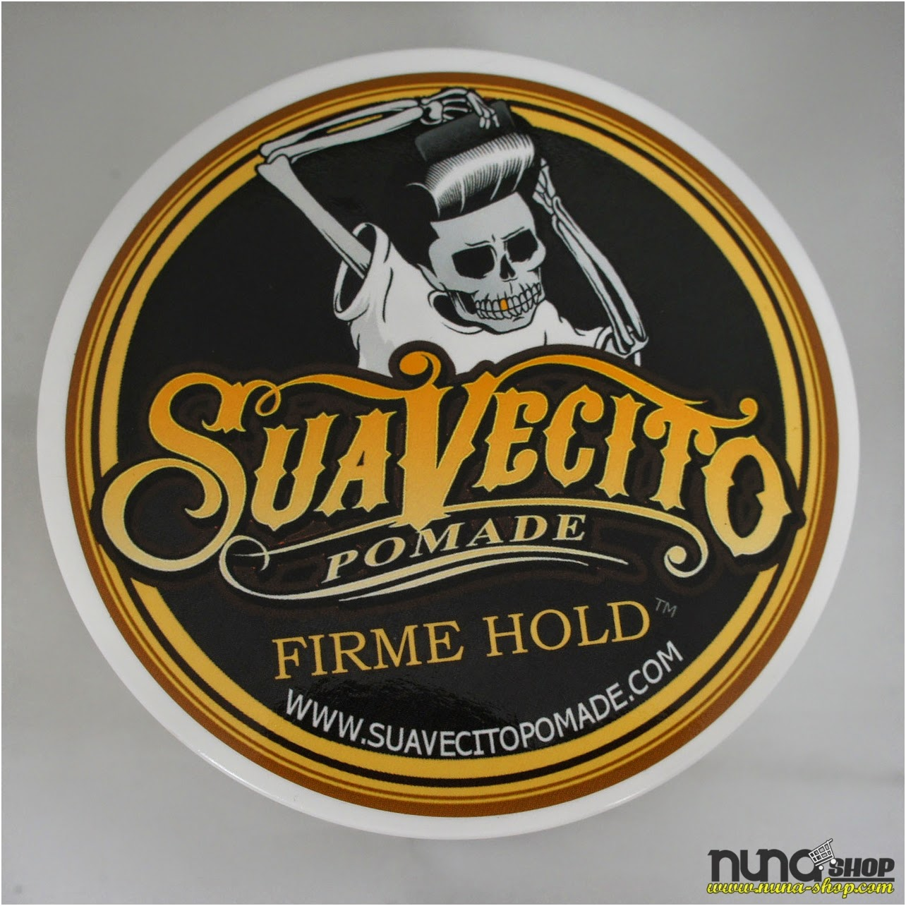 Pomade (minyak rambut) Suavecito firme hold