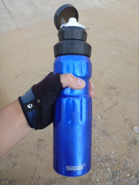 Cycling Architects Sigg Water Bottles For Cycle Touring