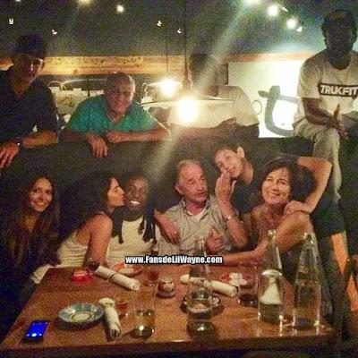 fotos de lil wayne dhea y su familia pareja novios novio novia