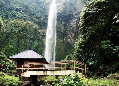 Foto Tempat Wisata Curug Cimahi Jawa Barat