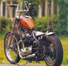 ZZ chop xs650