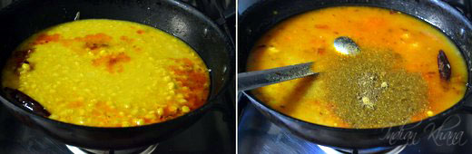 Chana Dal Dal Recipes