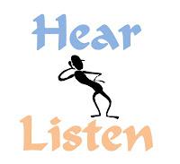 Phân biệt Hear và Listen