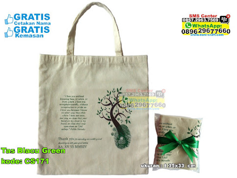 Tas Blacu Green