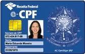 INSCRIÇÃO CPF INTERNET