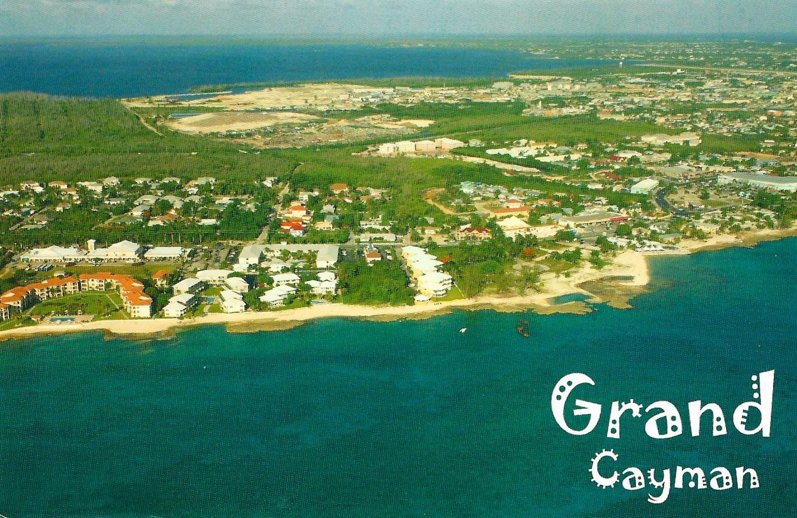 Capital Of Grand Cayman Islands