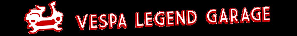 Vespa Legend Garage