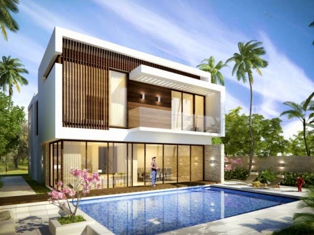 Dubai Villas(Abhishek Buildwell pvt ltd)