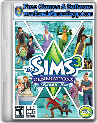 sims generations free download