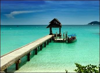 Pulau Redang - Daftar Tempat Liburan di Malaysia