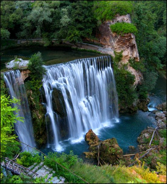 Dazzling Waterfall Photography