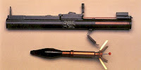 M72 LAW (Light Anti-armor Weapon)