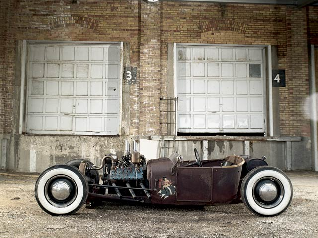 Rat rod suicide girls necessary