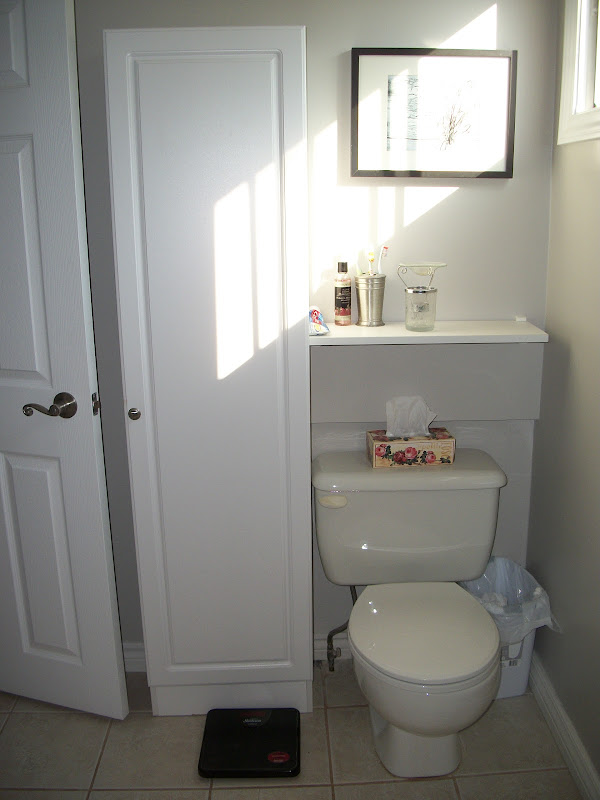 Bathroom Wall Shelf Over Toilet