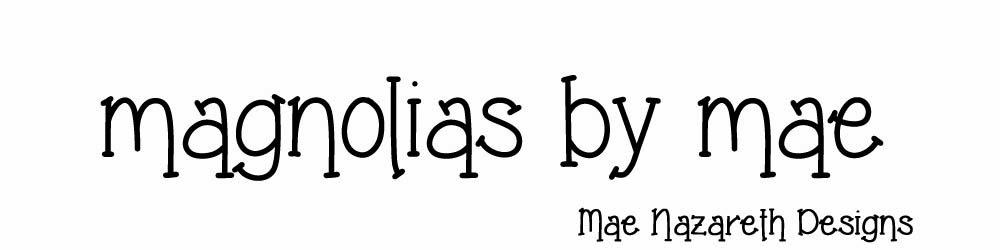 magnolias by mae