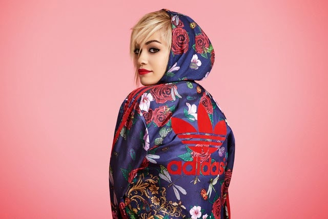 rita ora adidas originals collection preview press release lookbook collection launch