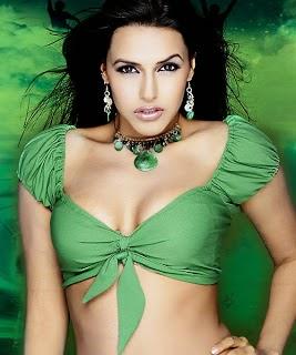 Neha Dhupia Bikini Pics